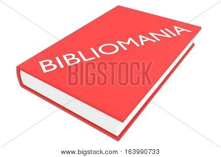 Bibliomania - Mental Concept