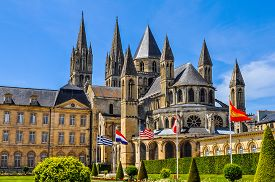 Hdr Caen Town Hall