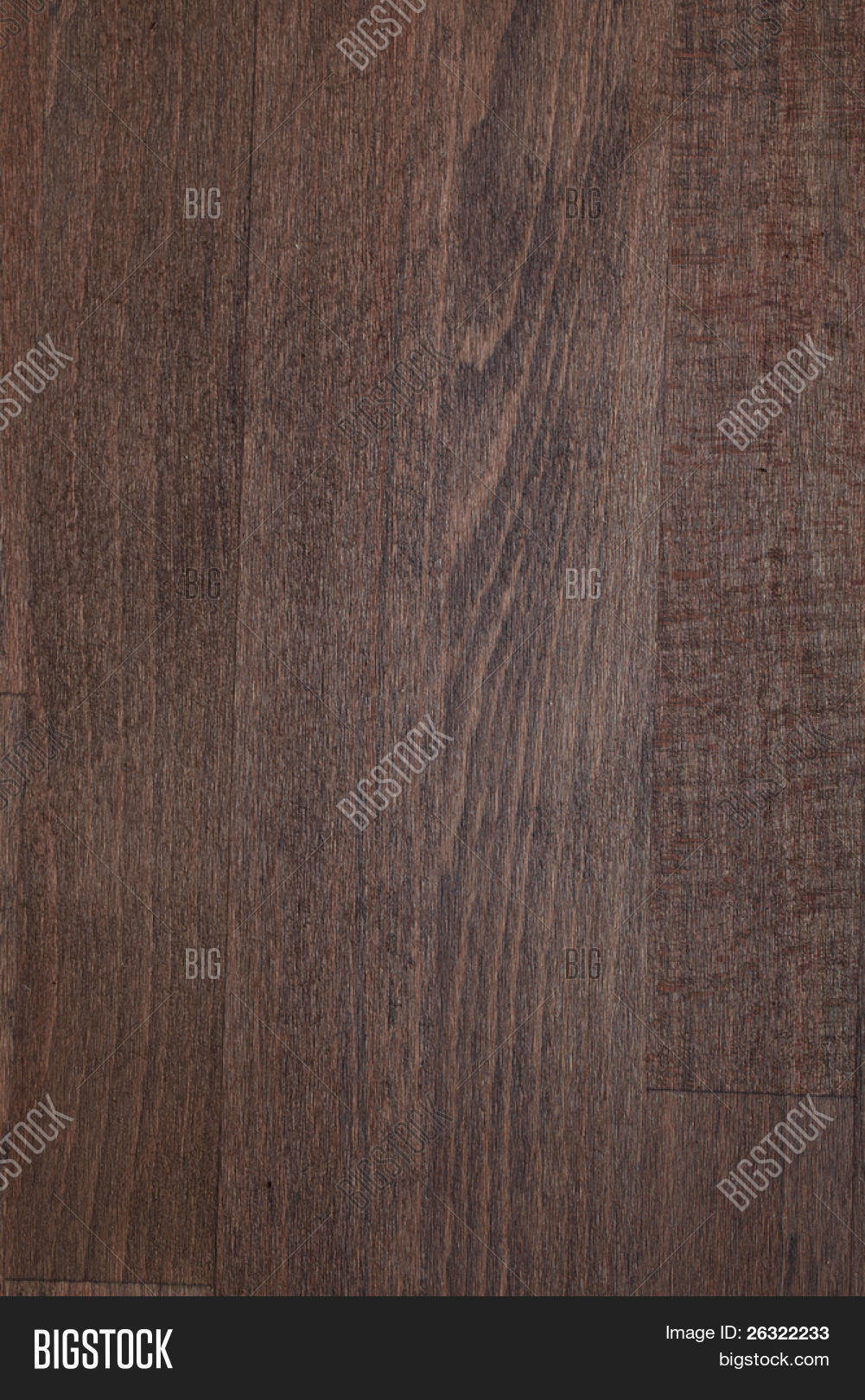 Texture Of Beech Wood Toned By Dark Walnut Stain