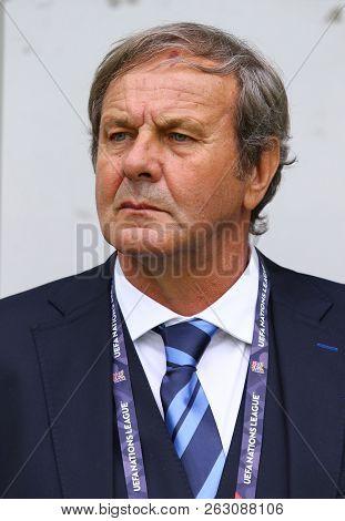 Uefa Nations League: Ukraine - Slovakia