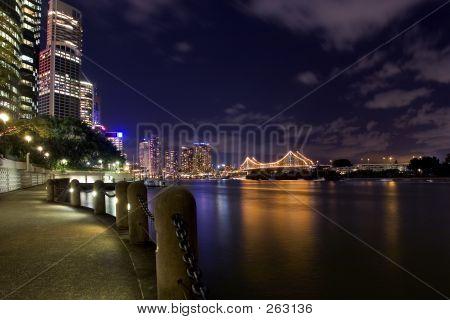 City Riverwalk