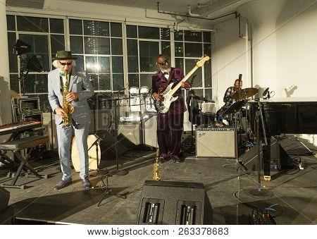Jazz Loft Party 2018