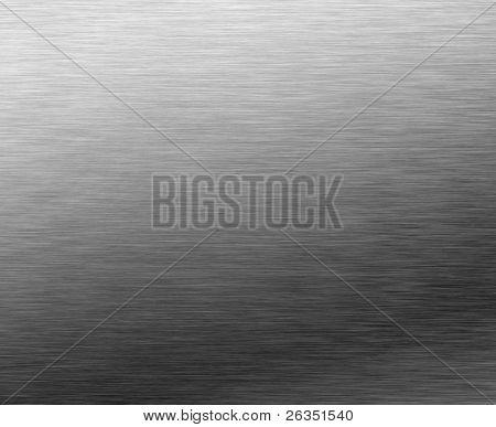 Brushed aluminum background effect