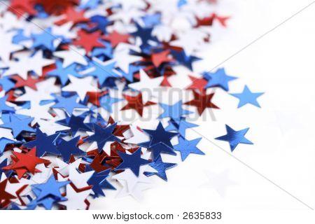 Patriotic Confetti