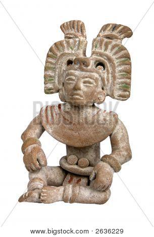 Mayan Terracotta