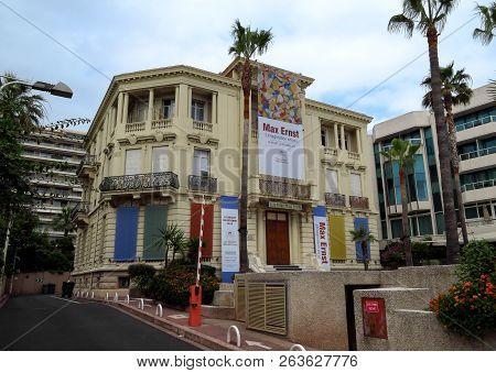 Cannes - La Malmaison Museum