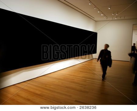Big Blank Panel Exposition