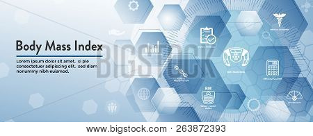 Bmi Body Mass Index Vector & Photo (Free Trial) | Bigstock
