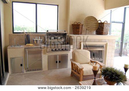 Out Door Kitchen #2