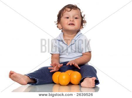 My Oranges.