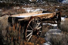 Miners Wagon
