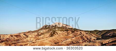Mountain & Blue Sky