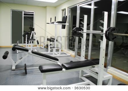 Exercise Gym 2