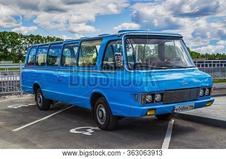 Soviet Minibus Zip-118 K
