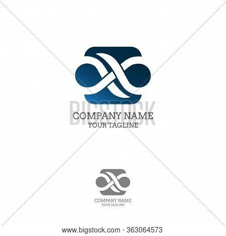 Infinity Symbol Icons Vector Illustration,infinity Symbols. Eternal, Limitless, Endless, Life Logo O