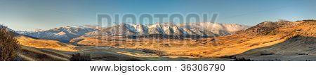 West Boulder Panorama
