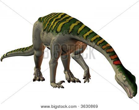 Plateosaurus 3D Dinosaur