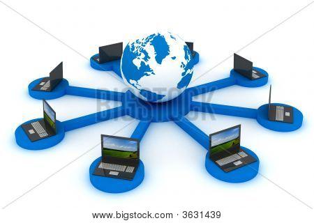 Global Network The Internet