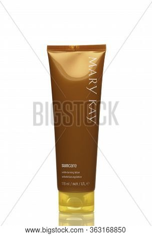 Subtle Tanning Lotion. Mary Kay. Auto-tanning. Russia Saint Petersburg. 26/04/2020 10: 24 Product Of