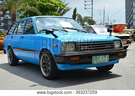 Pasay, Ph - May 26 - Toyota Starlet At Toyota Carfest On May 26, 2019 In Pasay, Philippines.