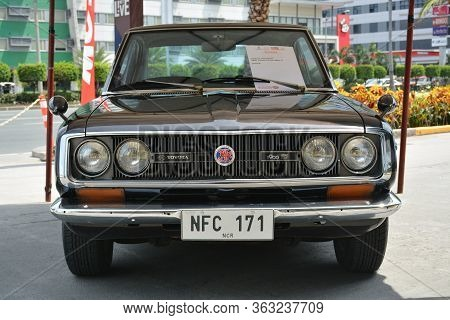 Pasay, Ph - May 26 - Toyota Corona At Toyota Carfest On May 26, 2019 In Pasay, Philippines.