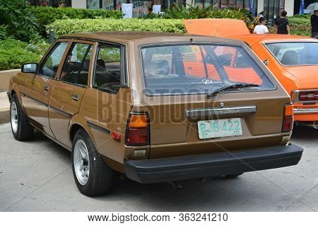 Pasay, Ph - May 26 - Toyota Corolla Wagon At Toyota Carfest On May 26, 2019 In Pasay, Philippines.
