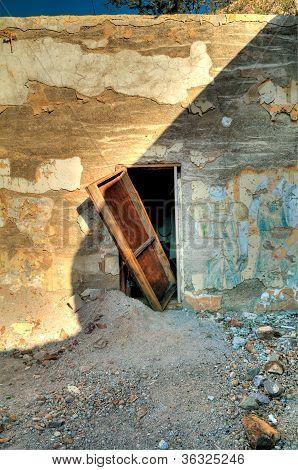 Old mine/caves