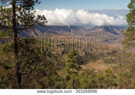 Integral Natural Reserve Of Inagua, Mogan Ravine And Veneguera Ravine.