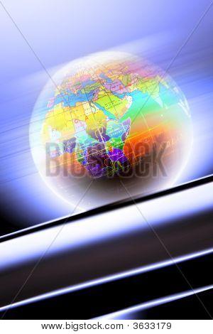 World On Light