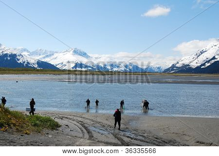 Fishing South of Anchorage