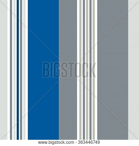 Vertical Stripes Seamless Pattern. Autumn Winter Business Suit Vertical Line Pattern. Male, Female,
