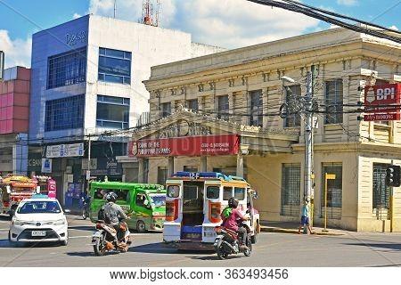 Cebu, Ph - June 17 - Bank Of The Philippine Islands (bpi) Bank Facade On June 17, 2017 In Cebu, Phil