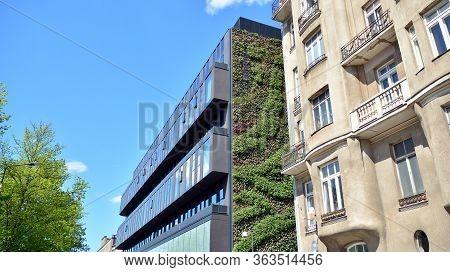 Warsaw, Poland. 27 April 2020. Nobu Hotel Warsaw, Founded By Robert De Niro, Nobu Matsuhisa And Meir