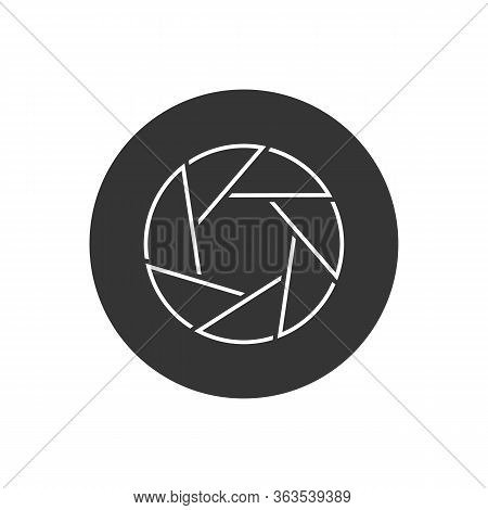 Camera Icon. Camera Symbol. Flat Photo Camera Vector Isolated. Modern Simple Snapshot Photography Si