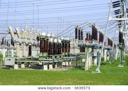 High Voltage Substation Ii
