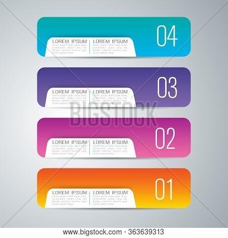 Creative Infographics Elements. Eps10. Business Ideas. Element, Colorful
