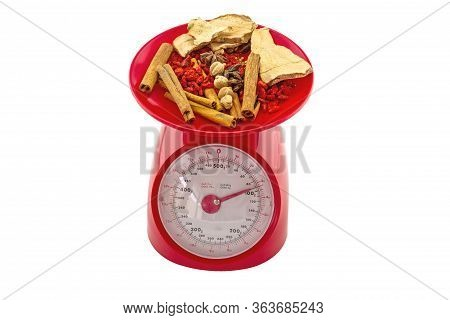 Assorted  Spices For China Pharmaceutical Equipment (goji Berries, Cinnamon , Anise , Galangal , Car