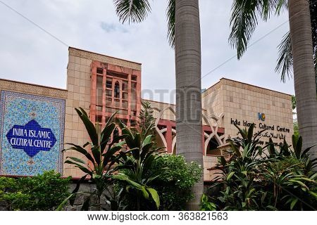 India Islamic Cultural Centre In New Delhi, India