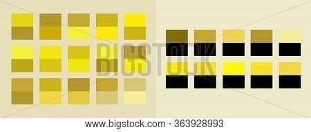 Bright Color Palette Vector Photo Free Trial Bigstock