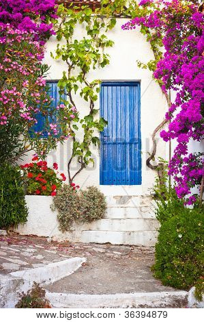 Village In Greece