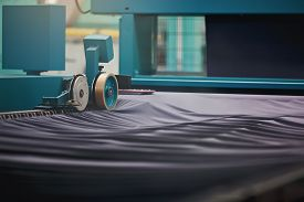 Knitted Fabric.textile Factory Production Line Machinery And Equipment Production Company.
