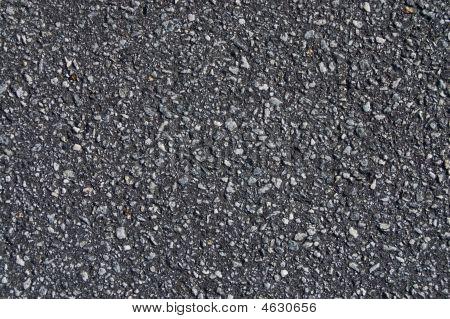 Texture Dark Black Asphault