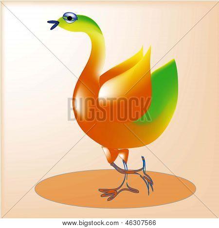 2Cheerful Bird.