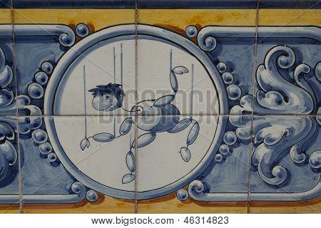 Tiles, Talavera Ceramics,