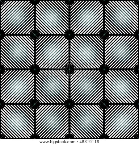 Seamless Texture (striped Upholstery - Zebra)