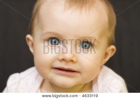 Big Blue Eyes