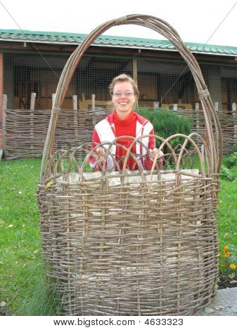 Woman From The Basket