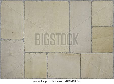 stone's texture