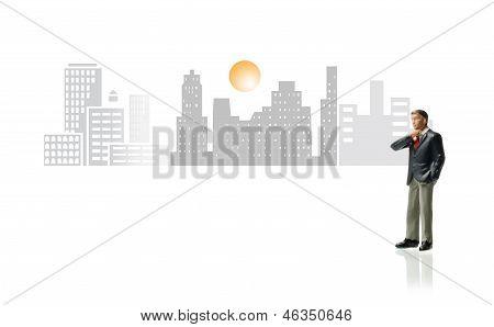 Business Cityscape