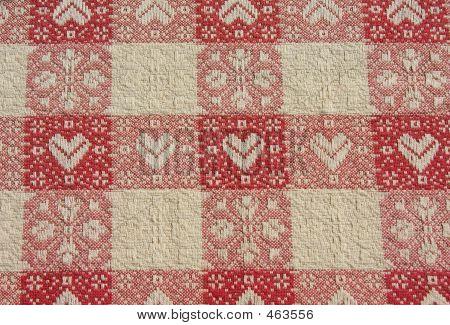 Folkcraft Cloth Pattern